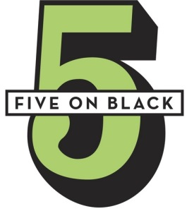 FIve on black